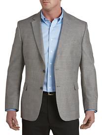 Jean-Paul Germain Blue Multi Sport Coat--Executive Cut