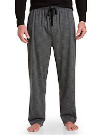 Harbor Bay® Polka-Dot Knit Lounge Pants