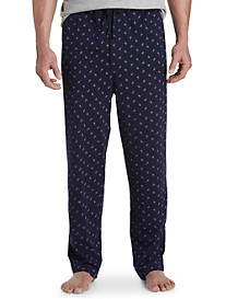 Harbor Bay® Paisley Knit Lounge Pants