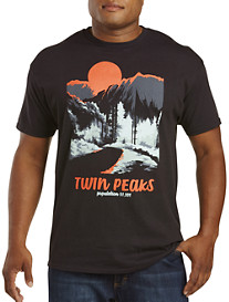 Twin Peaks Graphic Tee