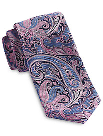 Synrgy Large Paisley Tie