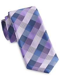 Synrgy™ Medium Tonal Plaid Tie