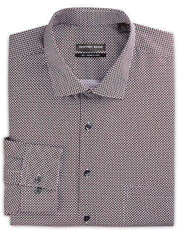 Geoffrey Beene® Dot-Print Dress Shirt ( Mix & Match Geoffrey Beene, Gold Series & Synrgy Dress Shirts )