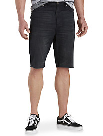 True Nation® 5-Pocket Denim Shorts