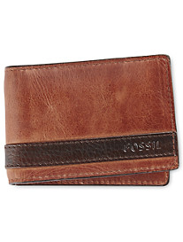 Fossil® Quinn Bifold Money Clip