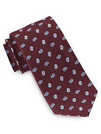 Geoffery Beene® Mini Paisley Medallion Tie
