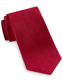 Geoffrey Beene® Circle Texture Solid Tie