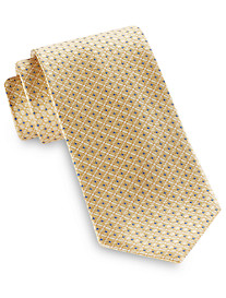 Geoffrey Beene Small Kaleidoscopic Neat Tie