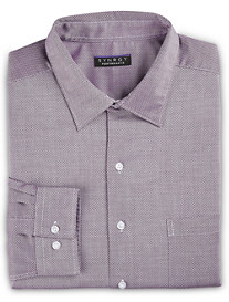 Synrgy Performance Geo-Pattern Dobby Dress Shirt