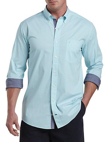 Nautica® Stretch Gingham Sport Shirt