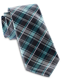 Synrgy™ Classic Grounded Plaid Tie