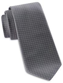 Synrgy™ Circle Dot Geometric Tie