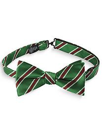 Simple Stripe Bowtie