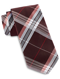 Synrgy™ Intelistretch Performance Exploded Plaid Tie