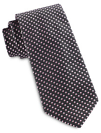 Synrgy™ InteliStretch Performance Small Two-Tone Dot Tie