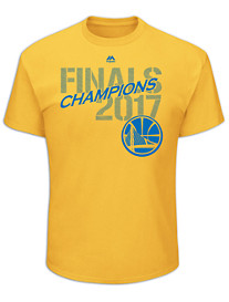 NBA Champions 2017 Golden State Warriors Roster Tee
