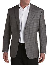 Jean Paul Germain Check Sport Coat--Executive Cut