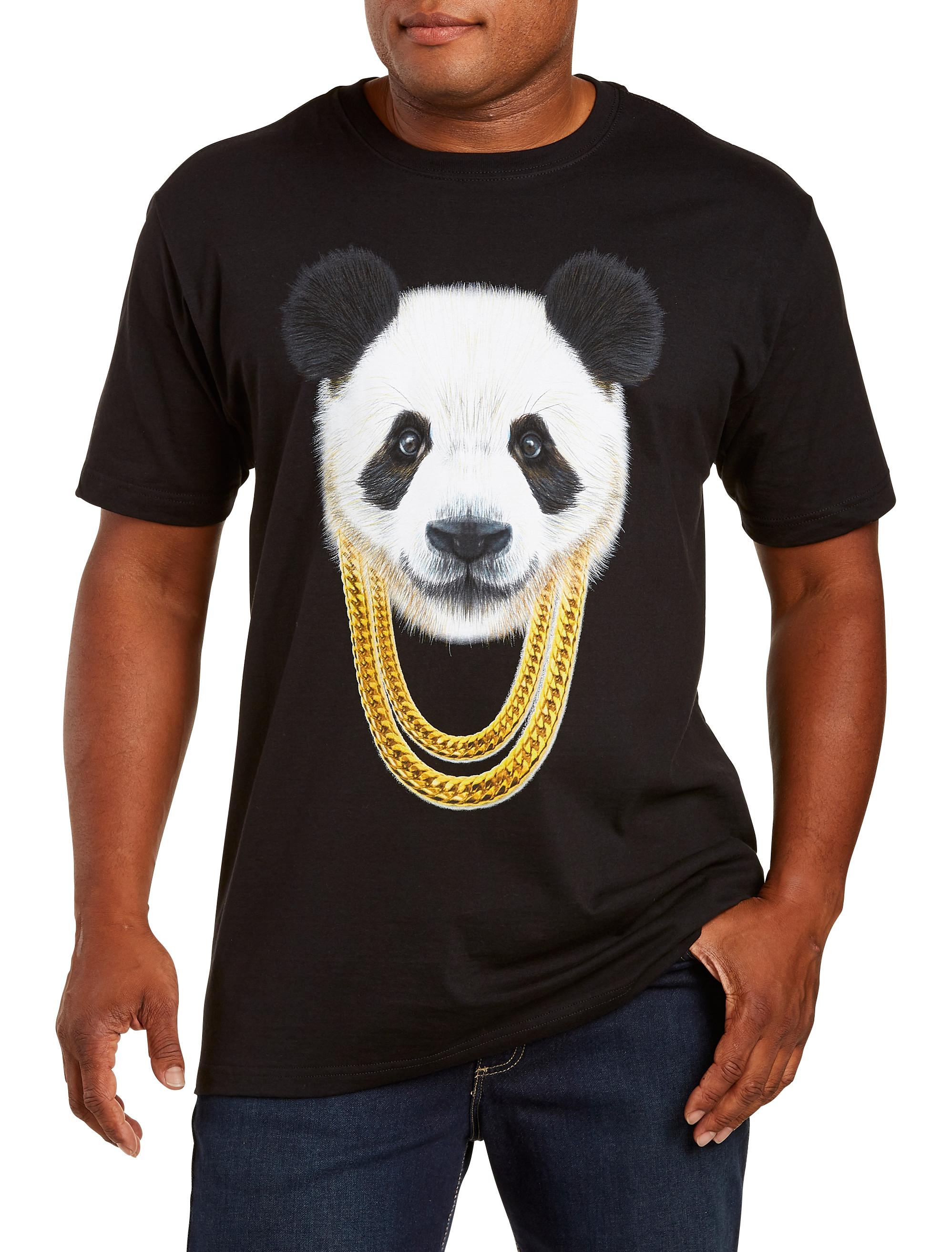 Panda Graphic Tee | Tuggl