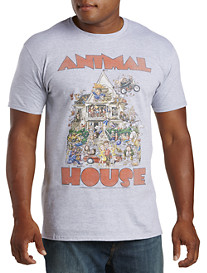Animal House Poster Graphic Tee