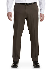 Gold Series Perfect Fit Waist-Relaxer Dress Pants
