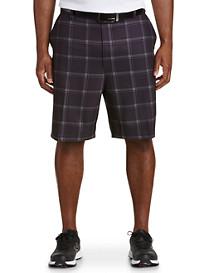 Reebok Golf Speedwick Box Plaid Shorts