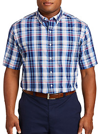 Oak Hill Large Check Sport Shirt