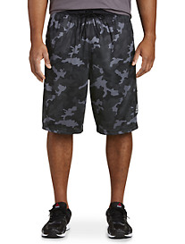 Reebok Camo Basketball Shorts