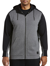 Reebok Training Supply Full-Zip Hoodie