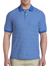Harbor Bay Small Stripe Polo