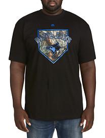 Majestic® MLB Camo Team Tee