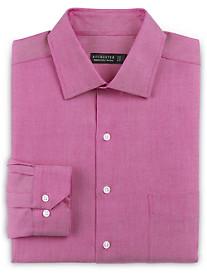 Rochester Non-Iron Textured Solid Dress Shirt