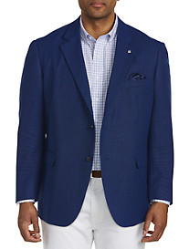 Oak Hill® Jacket-Relaxer™ Seasonal Textured Solid Sport Coat