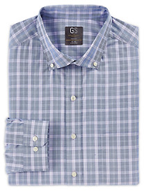 Gold Series Tonal Plaid Dress Shirt
