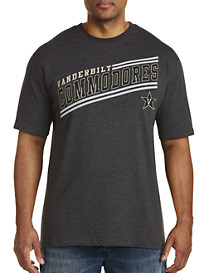 Collegiate Charcoal Team Tee