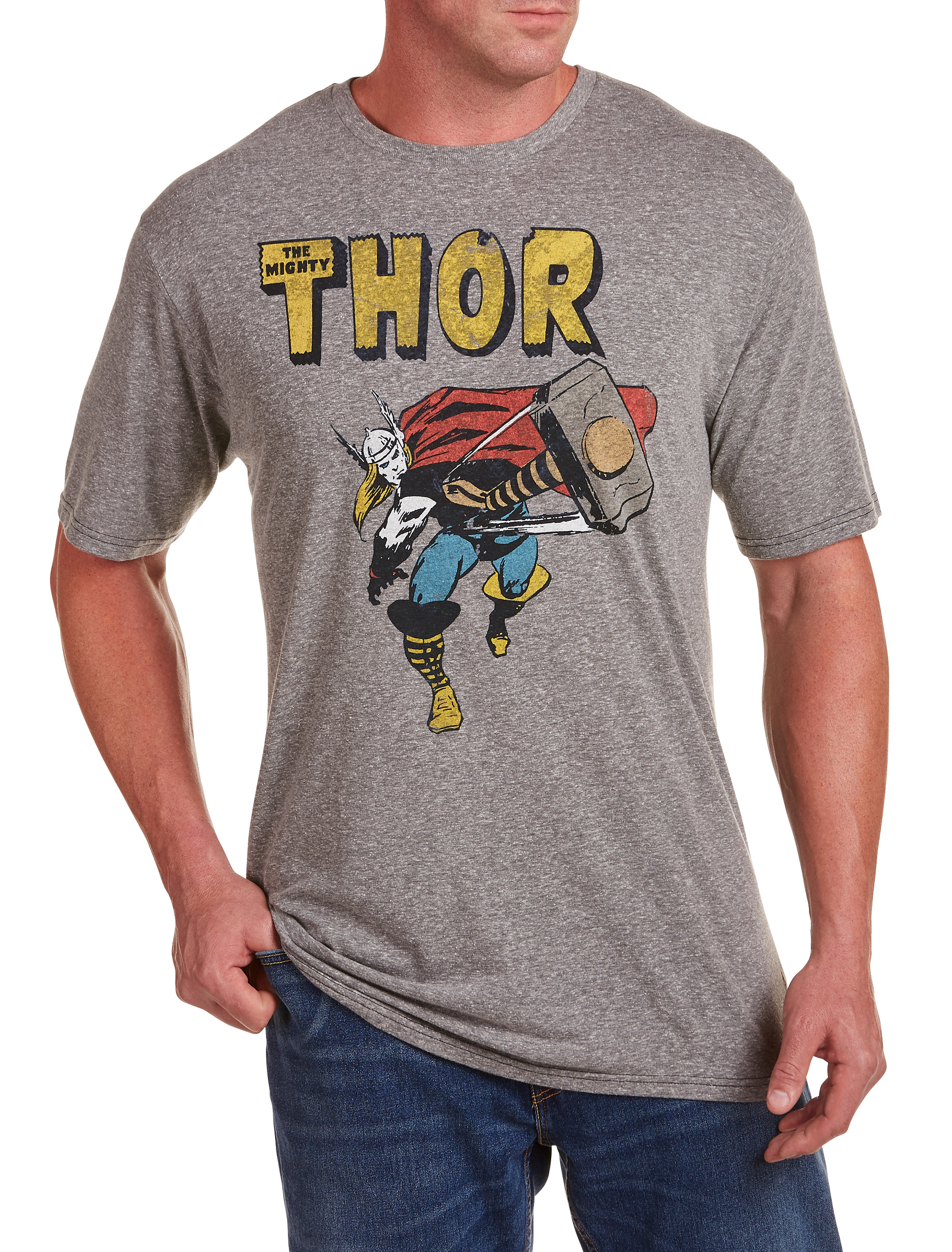 Retro Brand Thor Graphic Tee | Tuggl