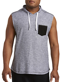 PX Clothing Textured Sleeveless Tee