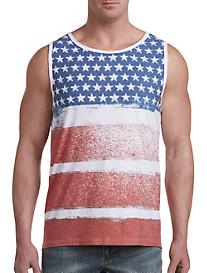 PX Clothing Slub-Knit USA Tank