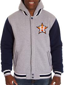 MLB Reversible Hooded Jacket
