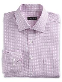 Rochester Non-Iron Small Dobby Grid Dress Shirt
