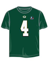 NFL Hall of Famer Player Graphic Tee