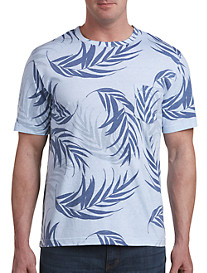 Harbor Bay Fern Leaf Pocket Tee