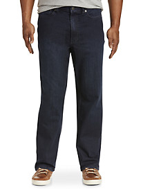 True Nation Relaxed-Fit Stretch Jeans