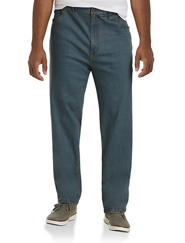 Harbor Bay® Continuous Comfort® Jeans - New and Improved Fit | Loose Fit