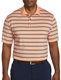Reebok Golf Speedwick 3-Color Stripe Polo