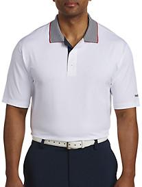 Reebok Golf Piqué Collar Polo