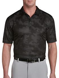 Reebok Golf Camo Jacquard Polo