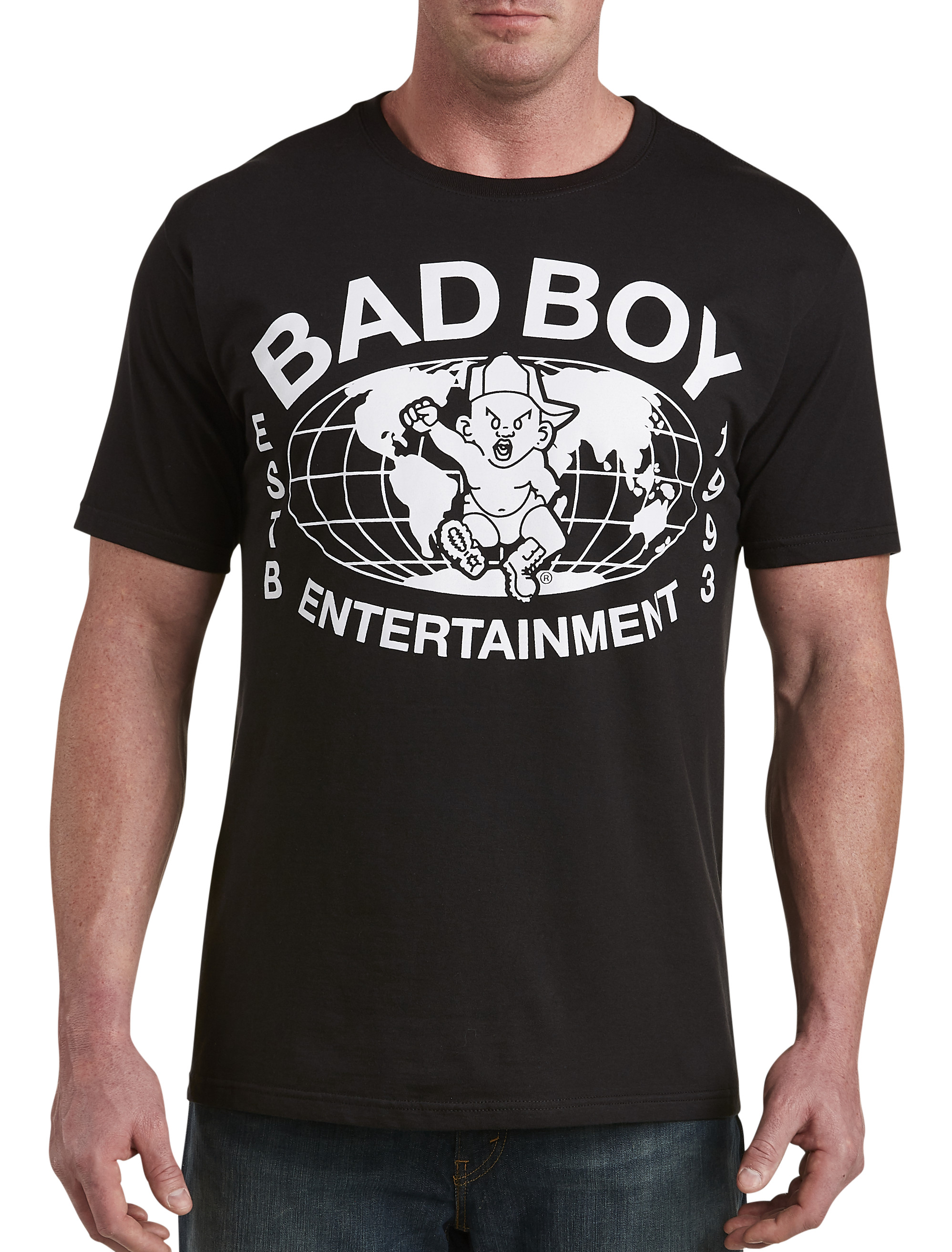 Bad Boy Entertainment Graphic Tee | Tuggl