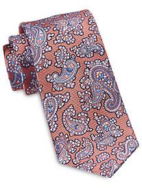 Rochester Designed in Italy Medium Bubble Paisley Silk Tie