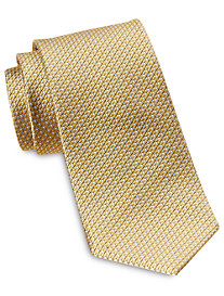 Rochester Designed in Italy Small Donut Neat Silk Tie