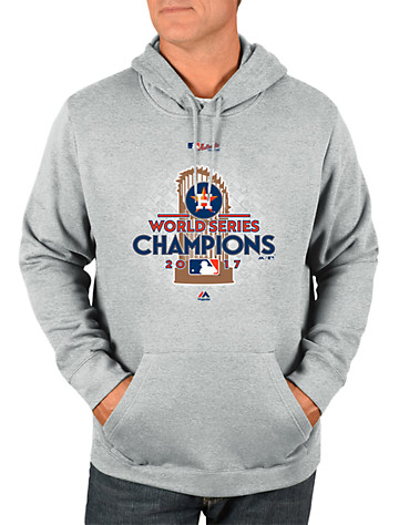 Majestic® MLB 2017 Houston Astros World Series Championship Hoodie - $80.00